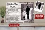 Fathers Day Gift for Dad from Son Daddy Frame Dad Picture Frame