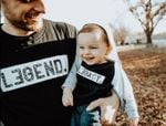 Legend and Legacy Shirts, Fathers Day Gift