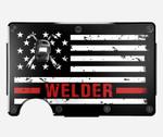 Welder - Metal Wallets