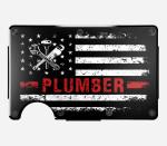 Plumber - Metal Wallets