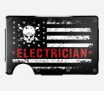 Electrician - Metal Wallets