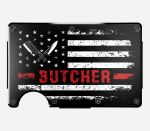 Butcher - Metal Wallets