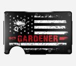 Gardener - Metal Wallets