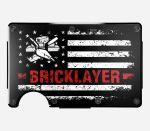 Bricklayer- Metal Wallets