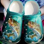 Crocs Fishing Love