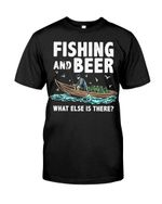 Fishing and beer what else is there