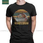 Baby Yoda The Mandalorian T Shirt