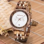 Fashion Top Brand Luxury Wooden Watch