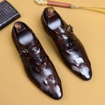 Formal Shoes Genuine Leather Oxford Shoes