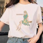 Taylor New Lover printed T-shirt