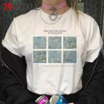 Van Gogh Aesthetic Vintage T Shirt