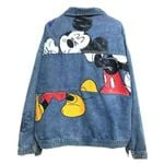Jean Jacket Denim Coat Outwear