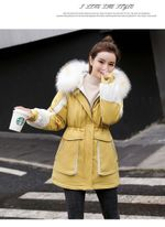 cotton-padded jacket down cotton-padded
