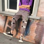 Cargo Pants Plus size Patchwork Streetwear Pocket Joggers