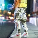 Sweatpants Joggers Trousers Male Fashion Full Camouflage