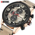 Fashion Casual Analog Quartz Watch Brand Luxury