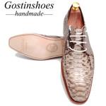 Genuine Snakeskin Dress Shoes Formal Oxfords Business