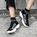 High Top Trend Casual Shoes Brand Comfortable Breathable Sneakers