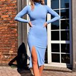 Elegant Dress Sexy Dress Split Dress Bodycon