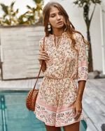 Causal Rompers Jumpsuits Beach Boho Style Playsuit