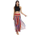 Fashion pants Casual Loose  Trousers Baggy Boho