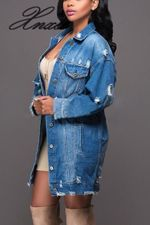 New Denim Jackets Jean Jacket Denim Loose