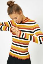Coton Red Sweater