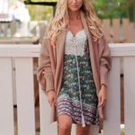 Oversized Cardigan Warm Knitted Sweater