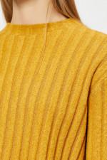 Coton Mustard Sweater