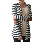 Cardigans Casual Long Sleeve Female Knitted Cotton Sweater