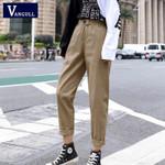 High waist Casual Pants loose New Fashion