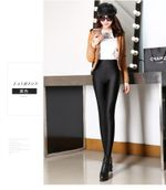 new warm leggings Slim warm pants