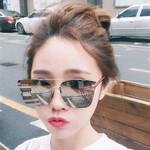 Vintage Square frame sunglasses luxury brand sunglasses
