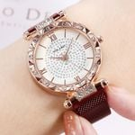 Classic Dress Watches Stainless Steel mesh Strap Bracelet