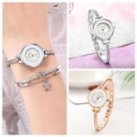 New Fashion Luxury Watches Stainless Steel  Bracelet wirstWatch