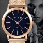 Top Brand High Quality Fashion Ladies Simple Watches