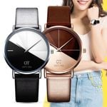 New Fashion Watches Personality Stainless Steel Band