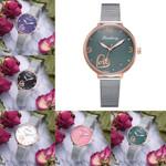 Brand Wrist Watches Relogio Feminino Stainless Steel Mesh