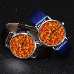 High Quality Exquisite watches white leather quartz watch