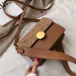 Vintage Fashion Matte Square bag Fashion New High Quality