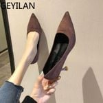New Fashion High-heeled Shoes Casual Sweet Pumps Ladies