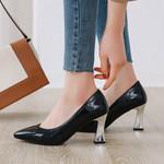 Elegant Office Lady Slip On High Heels  Shoes