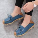 Shoes Plus Size Flat Shoes Nurse Slip On Flat Ballet Flats