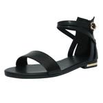 Shoes Solid Sandalia Ladies Feminina Sandalias Cute Open Toes