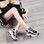 New Arrival Chunky Sneakers Casual Vulcanize Shoes