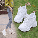 Outdoor Casual Sport Shoes Plus Size Non Slip Sneakers