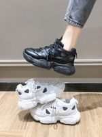 New Chunky Sneakers Fashion Designer Dad Shoes