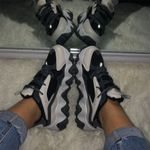 Chunky Sneakers Casual Dad Shoes Female Lace Up Mesh