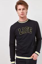 Trendyol Printed Sweatshirts TMNSS20SW0120