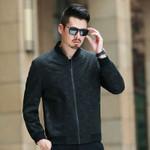 Jackets Fashion brand Coats Male Casual Slim Jacket